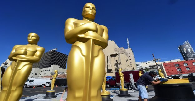 Oscars 2019: Qui est le Travail de l'Organisateur? - Vue