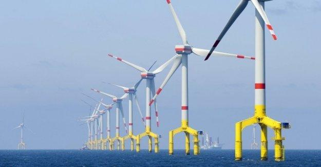 Parcs Éoliens en mer: telles Que les Éoliennes de la mer du Nord doivent être éliminés