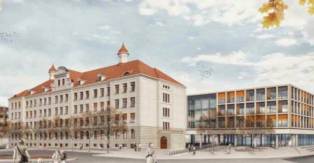 Pour 79 Millions d'Euros: C'est de Leipzig, la plus chère de l'École