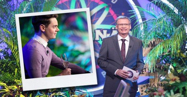 Qui veut gagner des millions: Jauch cherche PROMILLionär!