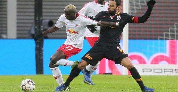 RB Leipzig: Bruma cassé! Comme fait mal le coup des Flics?