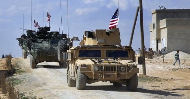 Retrait de la Syrie: La Menace de l'IS est vivant