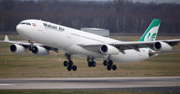 SZ, NDR et WDR confirmer IMAGE-Rapport: le Gouvernement arrête Mahan Air