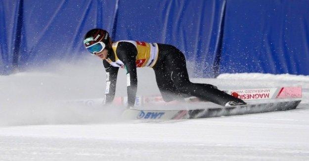 Saut à ski à Predazzo: Kobayashi vole le Record en passant