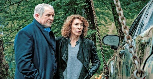 Scène de crimede l'Inspecteur qui avait la Stasi, le Cas d'Lütgendorf?