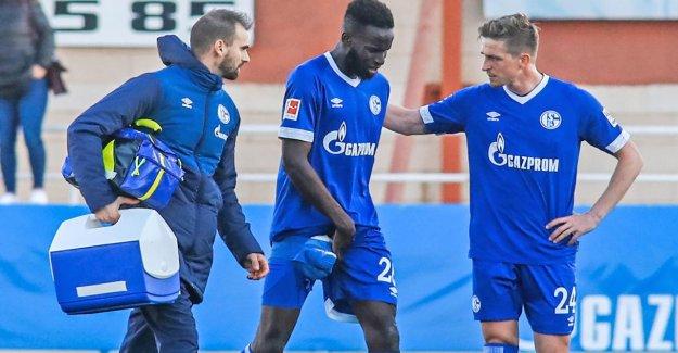 Schalke 04: de trébucher ou de Démarrer dans la Bundesliga menace