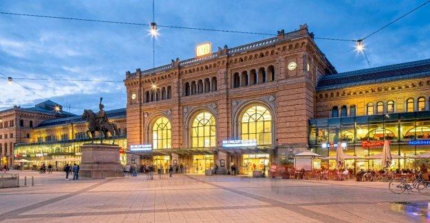 Stellwerksausfalls!: Le trafic ferroviaire à Hanovre et dans arrêtée