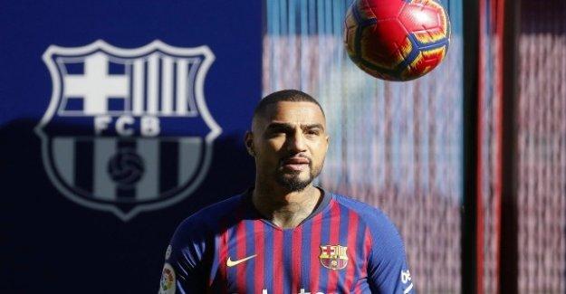 Surrealer Changement : Pourquoi Barcelone Boateng tenu de
