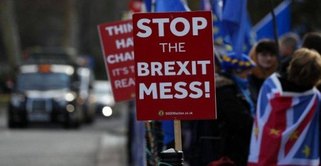 Vote à la chambre des communes: Ce qui se passe quand la Brexit Vote?