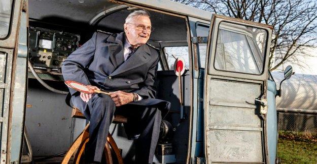 60 Ans de Radar de Cas: un Policier flashé VW T1 Bulli