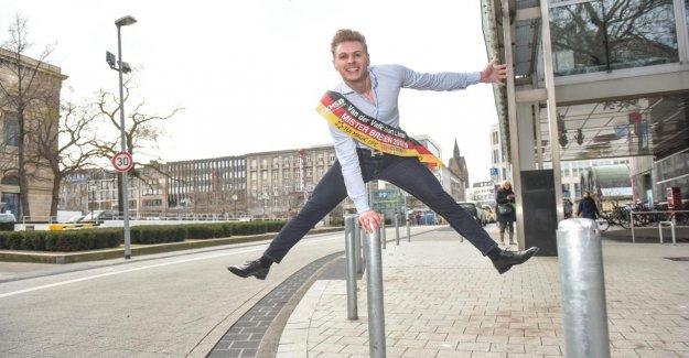 Adriaan tourne à RTL 2: M. Brême maintenant Jour et Nuit à Berlin