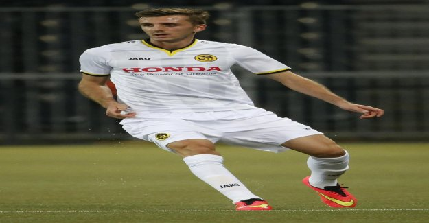 Adrian Nikci et de l'Europe League, le FC Zurich contre Napoli - Vue