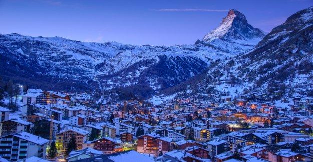 Air Zermatt et Hertz: SUV et Hélicoptères à Zermatt - Vue