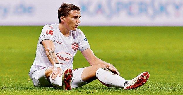 Après Außenbandriss: Bayer vient de Fortune Sobottka trop tôt