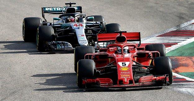 Après une Année de Pause: Sky apporte de la Formule 1 au Programme