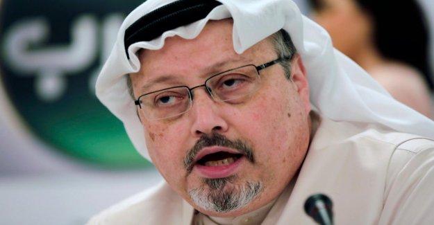 Arabie-Ministre à la TÉLÉVISION: Khashoggi-Cadavre prétendument disparu