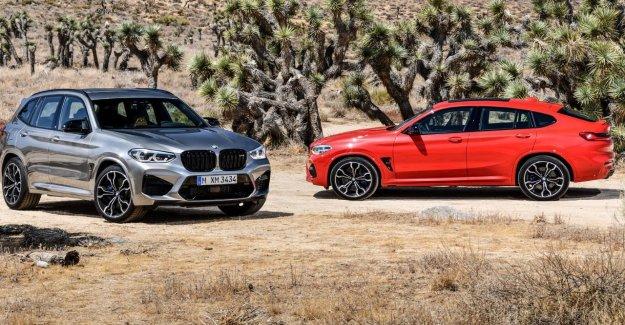 BMW X3 M X4 M : Deux Power-Vus pour tomber en amour