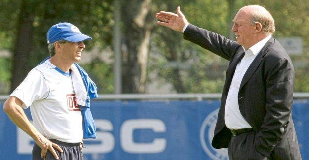 BVB: Dieter Hoeness sur Favre: Il est presque sur un pied d'égalité avec les Pep!