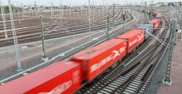 Bahn de Berlin-Munich: Nouveau Parcours pour les Trains de marchandises ne convient pas