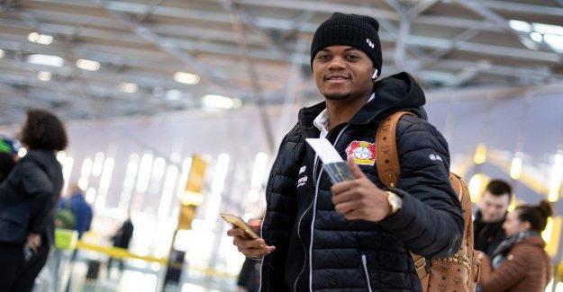 Bayer Leverkusen: Pas de Pass-Panne avant le Départ!