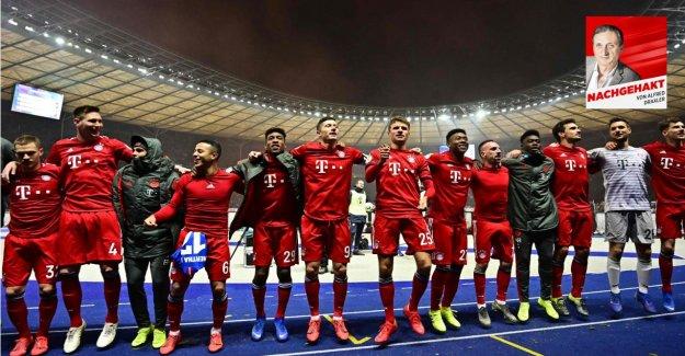Bayern Munich: Alfred Draxler sur le Bye en Coupe d'ALLEMAGNE