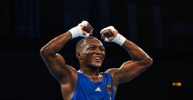 Boxe: Abass Baraou est l'un des plus grands Talents de la Ulli Wegner jamais eu