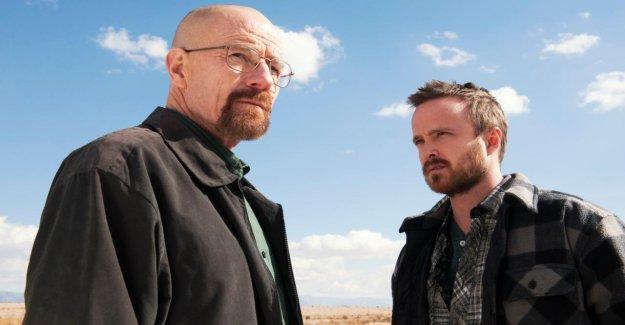 Breaking Bad est de retour! Netflix attrape les Droits