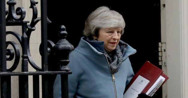 Brexit: Comme Theresa May, Brexit Plan de fissuration échec peut