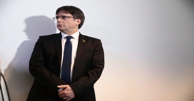 Catalogne - Séparatistes à partir d'aujourd'hui devant le Tribunal de Vue en