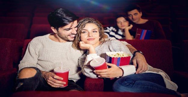 Ces Films sont faits pour la saint-Valentin Vue