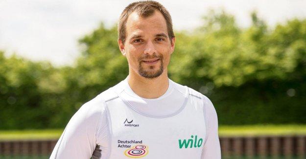 Champion olympique de Maximilien Reinelt (✝30): Si le deuil ses Rames Collègues