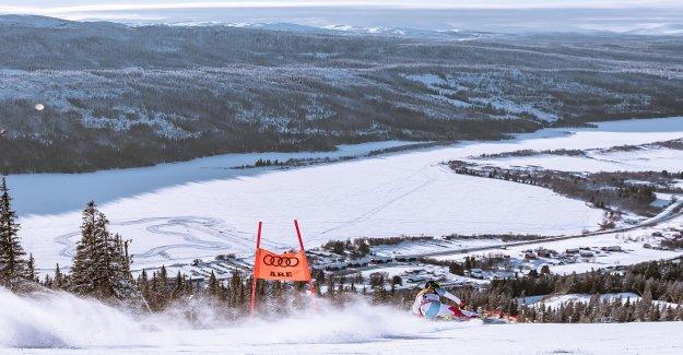 Championnats du monde de Ski 2019: Bien-Behrami dans la Formation de l'avant - Vue