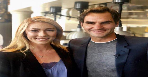 Championnats du monde de Ski: Shiffrin a reçu de Federer Conseil de Carrière - Vue