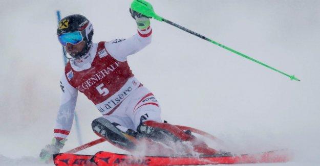 Championnats du monde de Ski: Top Favori Marcel Hirscher malade