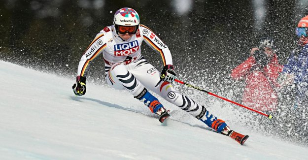 Championnats du monde de Ski: Viktoria Rebensburg apporte notre 1. Médaille