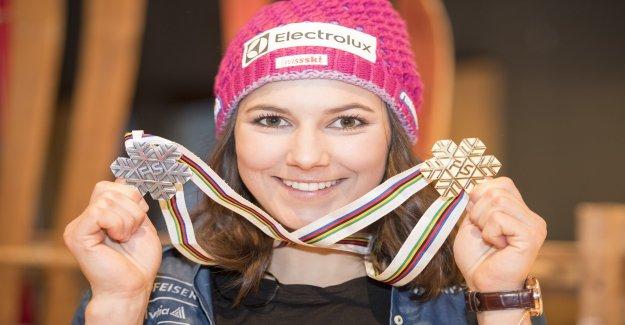 Championnats du monde de Ski: le nombre de Médailles de ramasser les Suisses de Ski Stars? - Vue