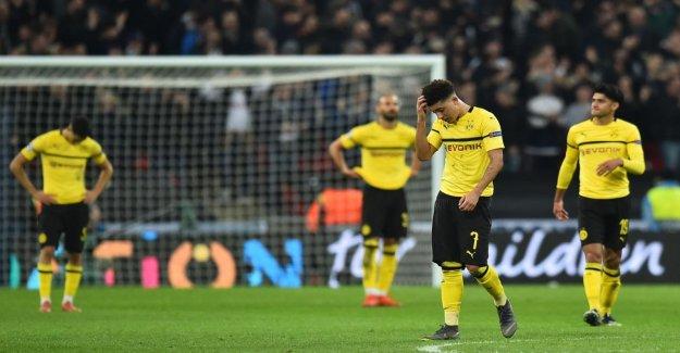 Champions League: Tottenham coulé Borussia Dortmund 3:0