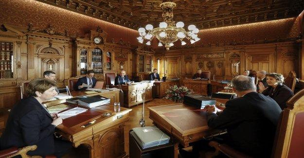 Claude Longchamp: «le conseil Fédéral est de l'Usure, Boulot, Vue