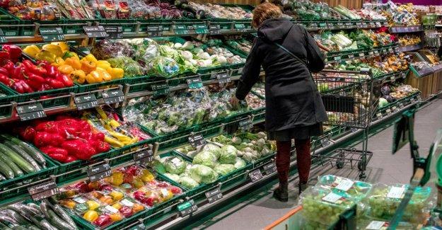 Consommateurs: puis-je emballé Fruits au Supermarché déchirer?