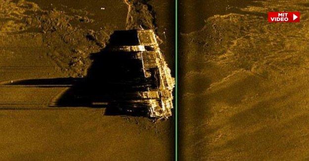 Dans le 2. Guerre mondiale coulé: porte-Avions AMÉRICAINS au Fond de la mer découvre