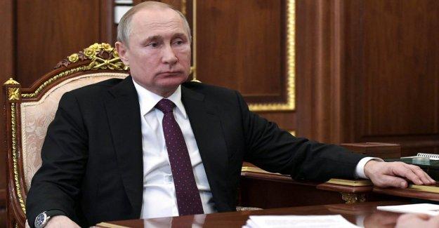 De la défense ou de la Censure?: Poutine veut la coupure Internet
