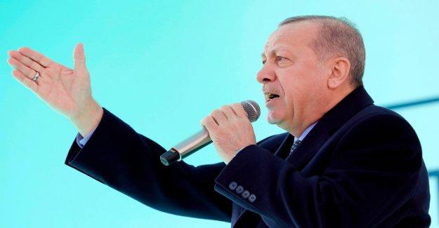 De nouveaux Ennemis: Erdogan s'insurge contre les Légumes-Terroristes