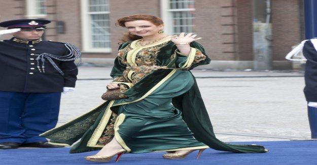 De nouveaux Indices sur le Sort de la Princesse Lalla Salma - Vue