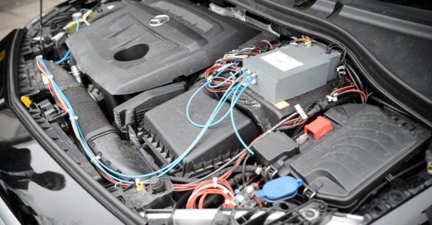 Diesel-Rattrapages: Volkswagen existe des Données nécessaires à Nachrüster