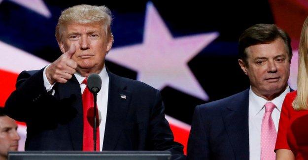 Donald Trump: Juge, que son Wahlkampfchef le FBI mentit