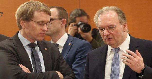 Droit d'asile-Aggravation: CDU-Länderchefs des rides avant Verts