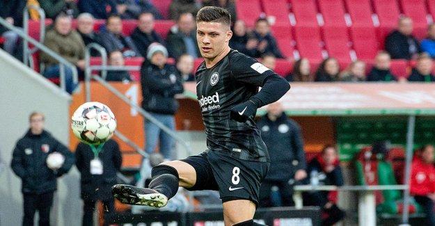 Eintracht Francfort: Chelsea veut Luka Jovic