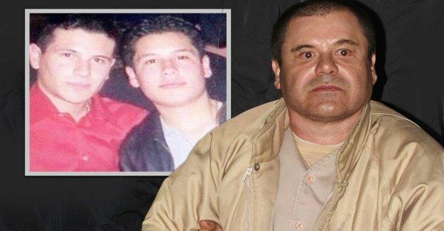 El Chapo assis en Prison, son Fils conduire à la Drogue Empire de suite