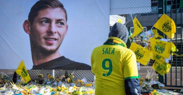 Emiliano Sala est morte dans un accident d'Avion à en - Tête et Brustverletzungen
