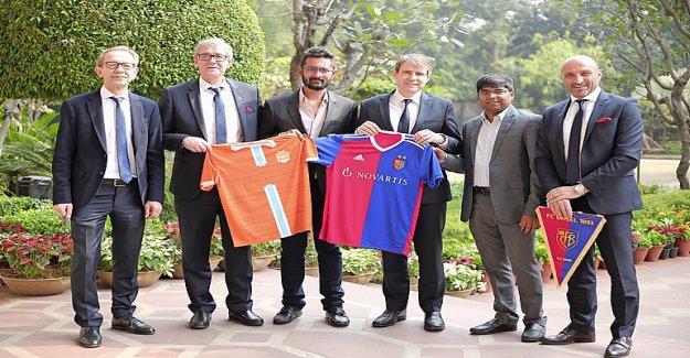 FC Bâle: Cela signifie que, VUE sur les Indiens Deal Vue